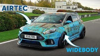 The Most INSANE Focus RS Stole The Show!