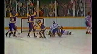 1982 Kings vs. Oilers Game 1 Highlights: Second Period