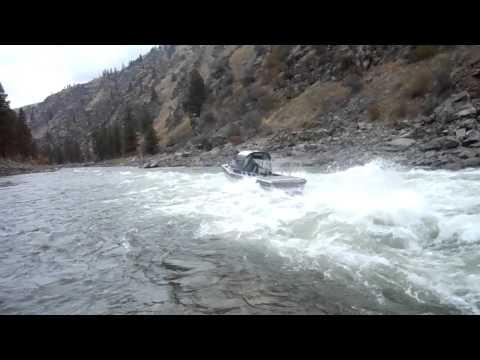 Alder Creek Rapid wooldridge #1
