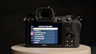 Nikon Z6 and Z7 Recommended Settings, Tips and Tricks