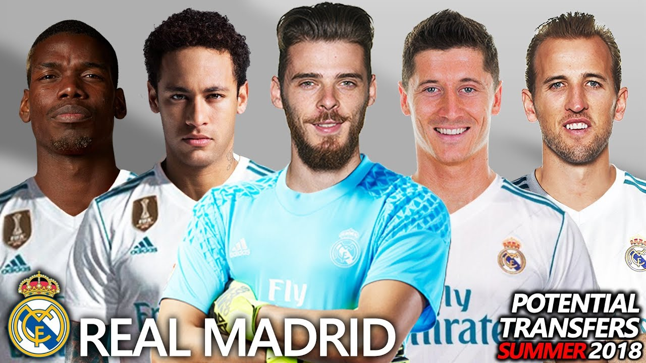Image Result For Real Madrid Transfer And Rumours