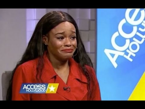 Azealia Banks Cries While Telling Her Side of the Russell Crowe Altercation