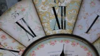 Обзор Настенных дизайнерских часов арт. 06-137/1