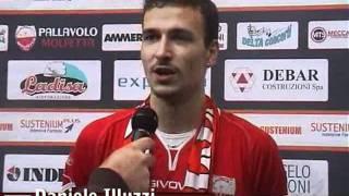 27-11-2011: Intervista a Daniele Illuzzi nel post Molfetta-S.Croce