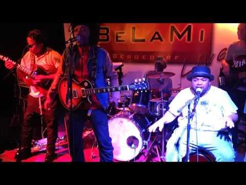 Abdou Day & Band (Madagaskar) LIVE Juni 2017 Europatournee