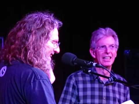 Phil Lesh & J Blakesberg Talk 1988: Mega Dead-dom, Midi and the high price of nitrous