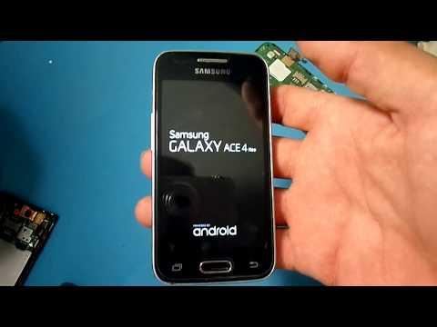 Como quitar contraseñas y virus a Samsung Ace 4 Neo || Hard Reset a Samsung Ace 4 Neo sm-g318ml