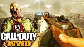 CALL OF DUTY: WORLD WAR 2 ZOMBIES ! - (Custom Map Zombie BO3)