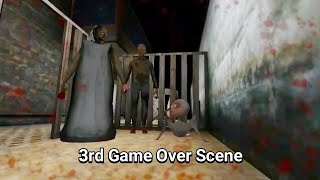 New Game Over Scene - Get Eaten By Child Of Slendrina in Granny Chapter Two