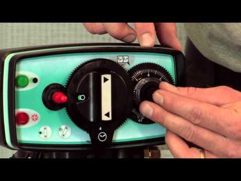 Changement de la roue volumétrique sur Adoucisseur d'eau Fleck 5600
