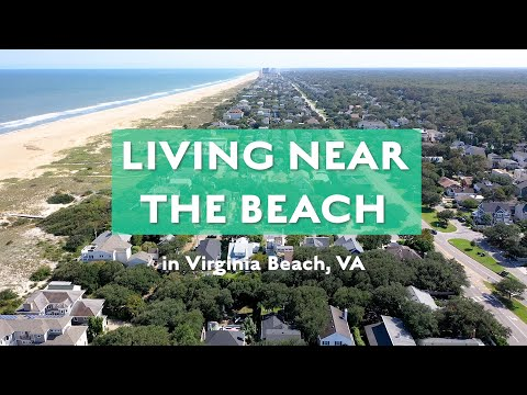 Best Places to Live Near The Beach, in Virginia Beach