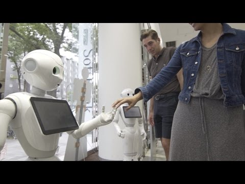 Meet the Robots Powering Japan's New Tech Movement | Hello World: Ep. 8