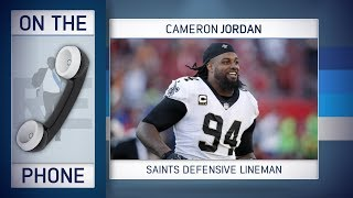 Saints DE Cameron Jordan Talks Michael Thomas, Dez & More w/Rich Eisen | Full Interview | 11/6/18