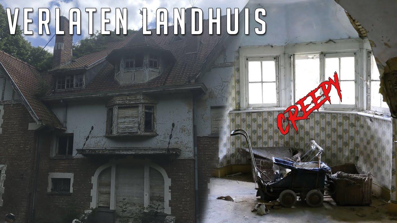 Verlaten landhuis luxe inrichting youtube for Landhuis inrichting