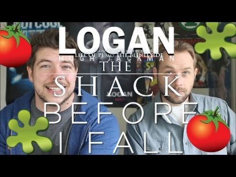 ROTTEN TOMATOES PREDICTIONS: Logan, Before I Fall, The Shack