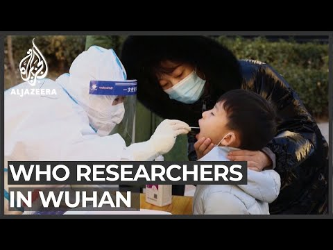 WHO team arrives in Wuhan to trace the origins of COVID-19