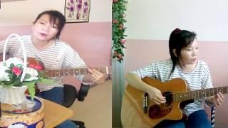HOA NỞ VỀ ĐÊM - Guitar