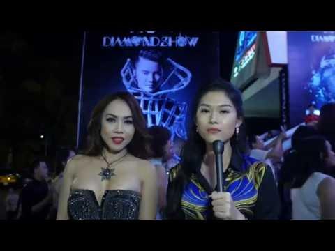 Nghệ sỹ chia sẽ cảm xúc Diamond Show - Mr Dam - 01&02/10/2016