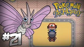 Let's Play Pokemon: Ash Gray - Part 21 - Fuschia Gym Leader Koga
