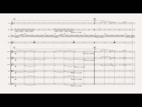 Clocks by Coldplay / Sheet Music For Strings and Band