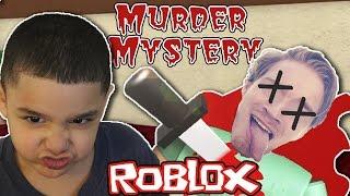 ( The Next PewDiePie ) 4 Year Old Gamer (Roblox Murder Mystery)