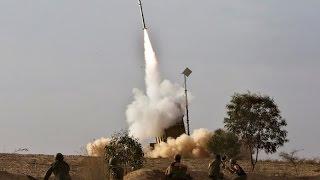 Video Gaza, Hamas Strike Israel With Rocket and Make Israel Panic