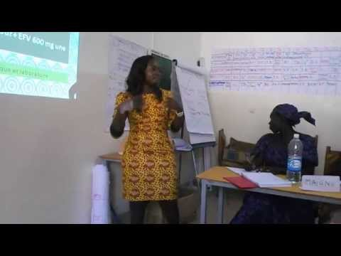 Capacity Building of health workers in Cameroon- PTME Option B+