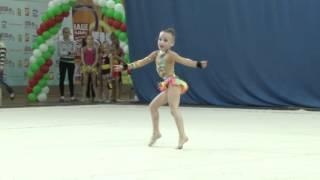 Мочалова Милена  7 лет (Нижняя Тура). Смотреть всем! Ставим классы!