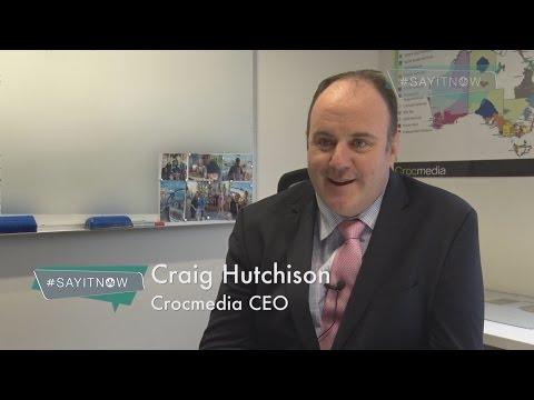#SayitNow: Craig Hutchison