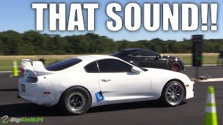 WARNING: Watching This Will Make you Want to Buy a SUPRA ASAP! or your Money Back