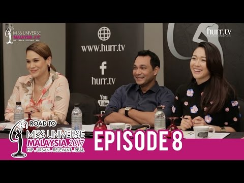 Road To Miss Universe Malaysia 2017 | KL Auditions