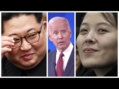 "North Korea WARNS Biden: ""Don't cause a STINK if you want to Sleep in Peace the next 4 Yea"