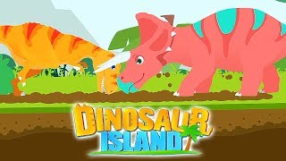 Dinosaur Island: T-Rex Games | Eftsei Gaming