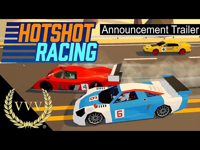 Hotshot Racing Trailer