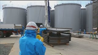Japan to dump radioactive water into Pacific Ocean