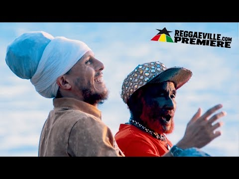 Cookie The Herbalist & Lee Scratch Perry - Eaze [Official Video 2017]