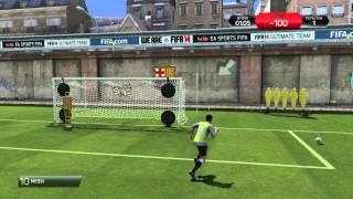 FIFA 14 обучение