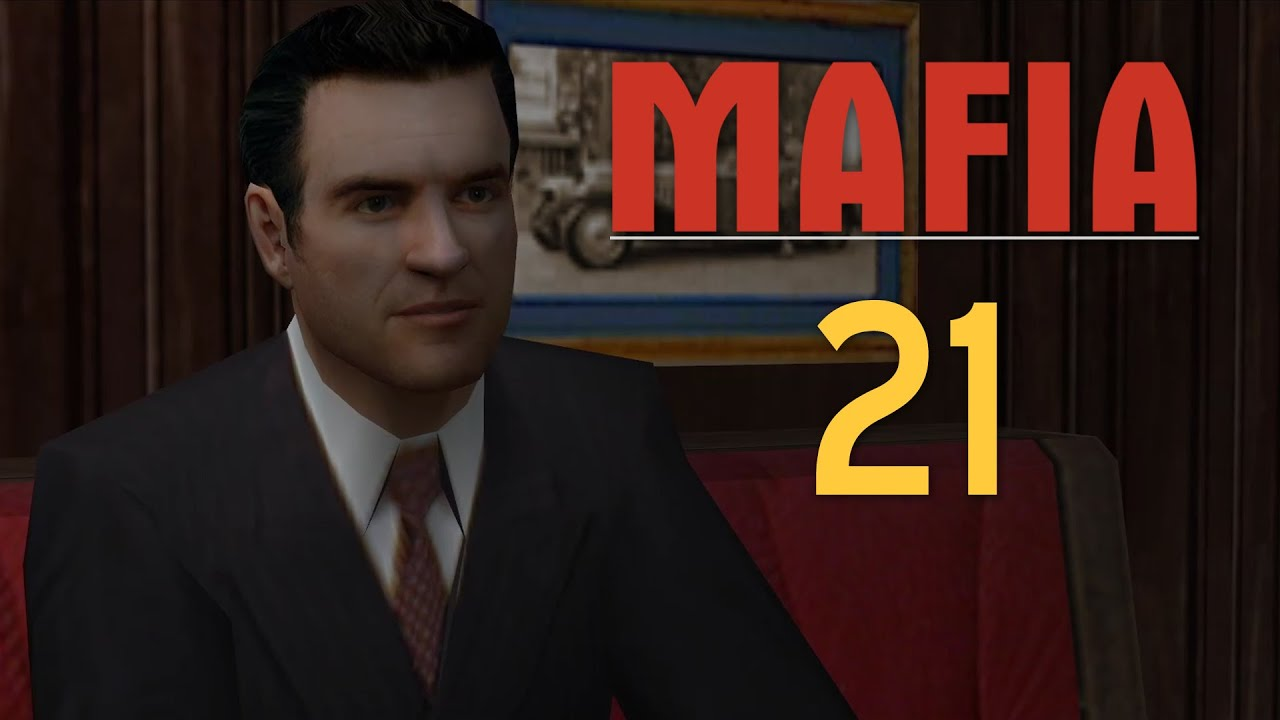 Мафия 1 (Классическая версия) - Прохождение игры на русском - Декаданс [#21] Финал | PC