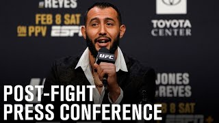 UFC Vegas 25: Post-fight Press Conference