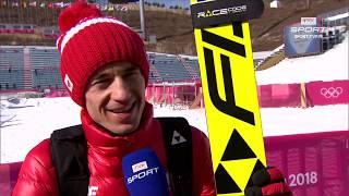 Kamil Stoch: skaczę dobrze, ale reszta świata nie śpi