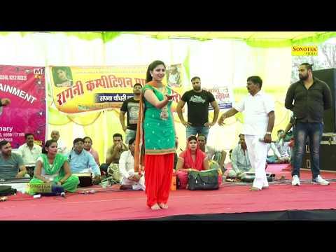 Chhori बिंदास | SAPNA NEW STAGE DANCE 2017 | SAPNA LATEST DANCE