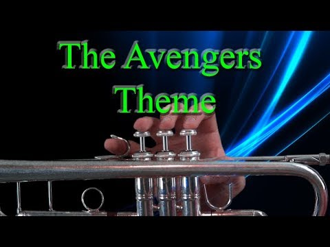 How to play the Avengers Theme on Trumpet