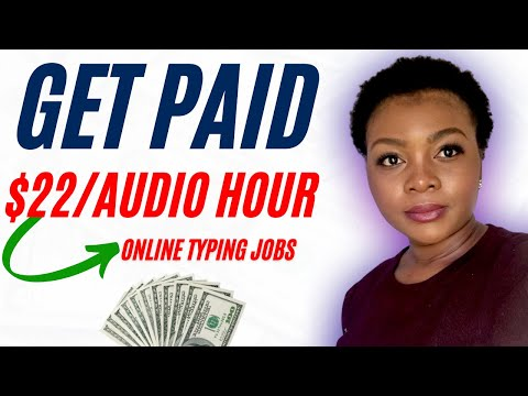 Must See Work From Home Jobs (2021)| Online Typing Jobs Hiring In South Africa