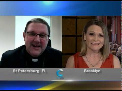 Bishop Gregory Parkes Of The Diocese Of St. Petersburg Talks About Reopening Churches During Crisis