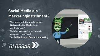 Social Media als Marketinginstrument?| Fairrank TV - Glossar