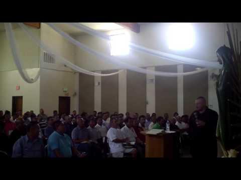 Congreso de Varones San Diego Julio 10, 2016 J. Alvarez (Quiero Misericordia)