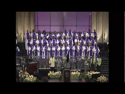"""Glorify The Lord"" (Sandra Crouch) Fellowship Chorale"