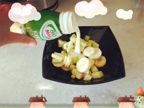 Диетический завтрак с ClaberTan