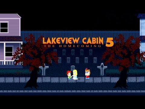 Lakeview Cabin V~Ending A, B, and C