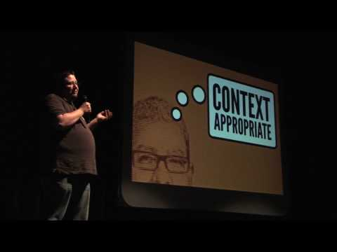 The Power of Visual Communication: Together, We Can Rid the World of Comic Sans - Michael Champlin